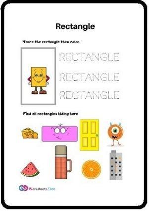 rectangle free WORKSHEET