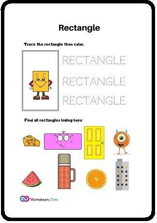 rectangle free WORKSHEET