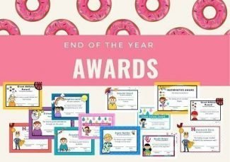 Award and Certificate Templates for Kids