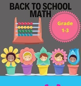 grade 1-3 basic math skills printable