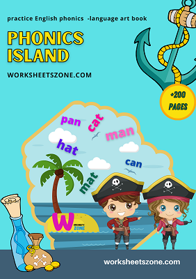 phonics cvc words worksheets
